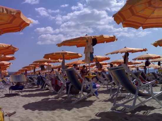 Serene Village : la spiaggia