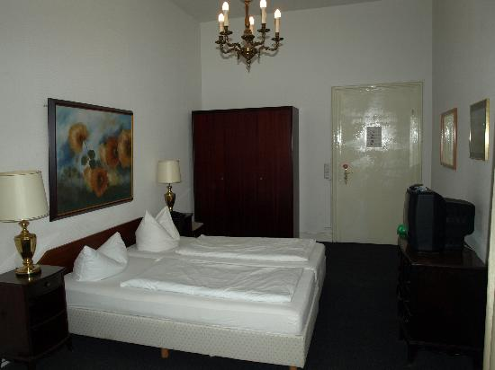 Hotel am Landeshaus: Suite