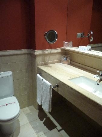 Hotel Andalussia: Badezimmer // bathroom