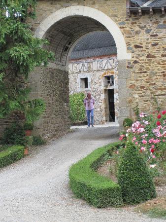 Chambres d'hotes Chateau de Villatte: Pretty.....