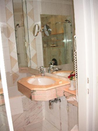 Bristol Hotel Salzburg : Bad