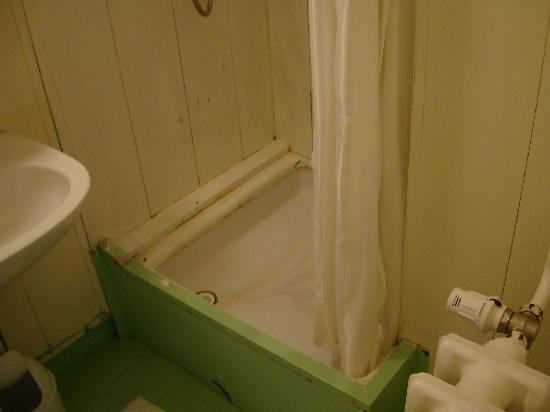 AHORN Berghotel Friedrichroda: Bad Dusche