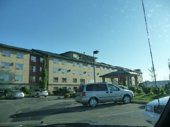 Sandman Hotel & Suites, Calgary Airport: Das Hotel