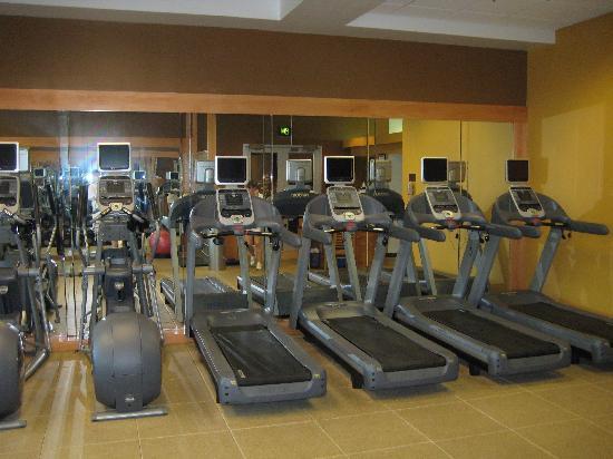 Hilton Harrisburg: Gym