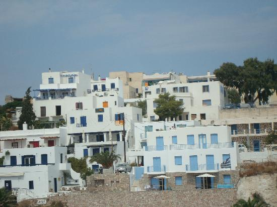 Hotel Apartments Aphrodite of Milos: Milos