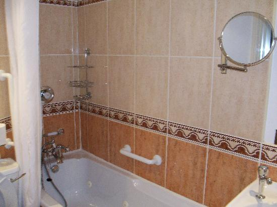 Roxford Lodge Hotel: bathroom
