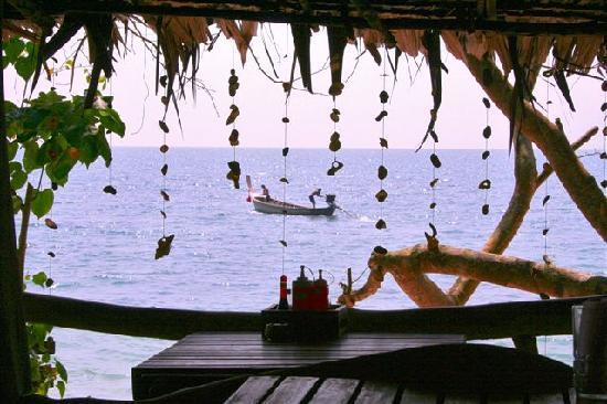Ko Lanta, Thailand: the restaurant