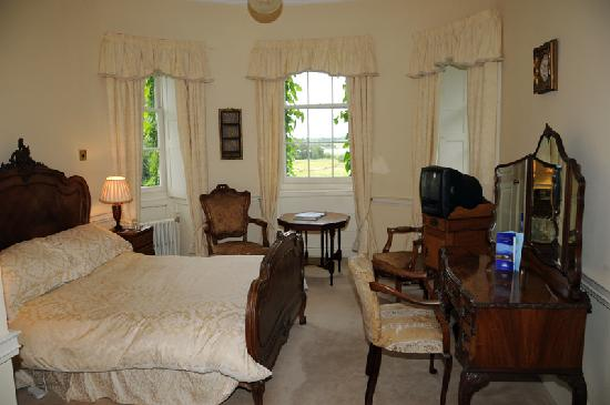 Lisdonagh Manor House: My bedroom 1