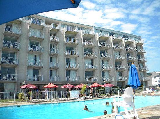Acropolis Oceanfront Resort Updated 2018 Prices Motel Reviews North Wildwood Nj Tripadvisor