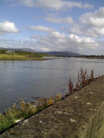Dundalk, Irland: un ptit bout de rivière