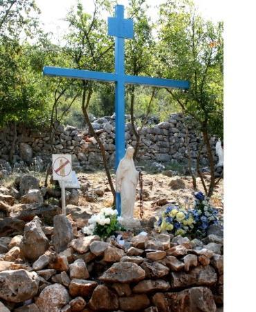 La Croce Blu ( Medjugorje)