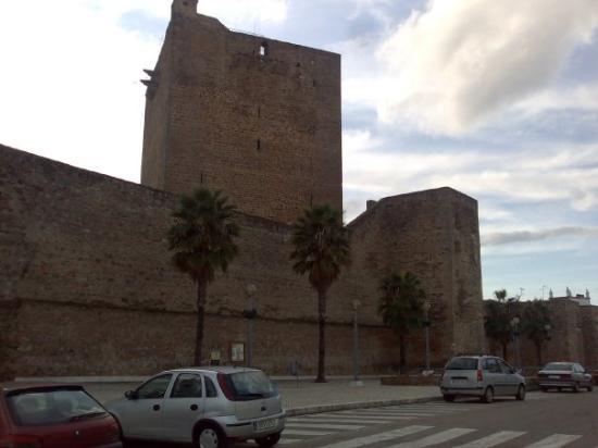 Olivenza, Spania: Castelo de Olivença