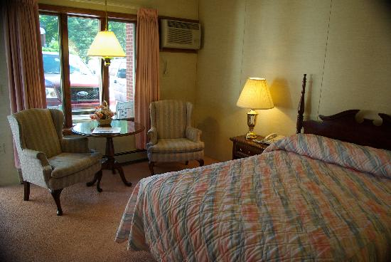 Lockport Inn and Suites : Inviting and CLEAN!