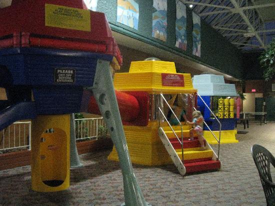 Holiday Inn Winnipeg - Airport West: Play Area