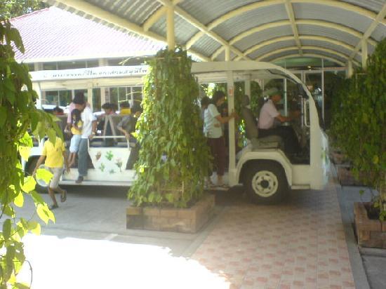 Herb Garden Pattaya : Rundfahrt
