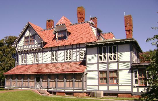 Emlen Physick Estate: Physick House 1878