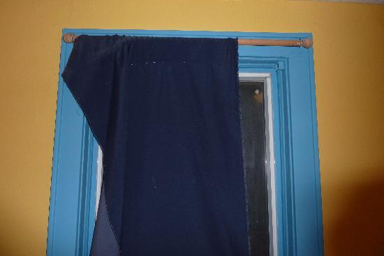 HI- Niagara Falls: the curtains!!