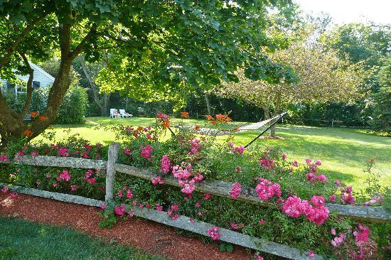 Whalewalk Inn & Spa: Gardens