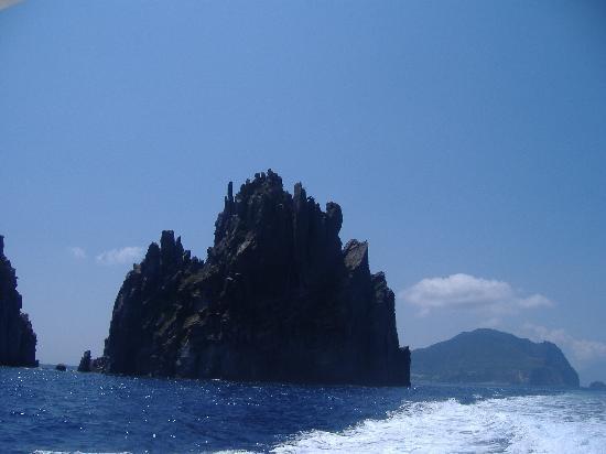 Calabre, Italie: Aeolian Island