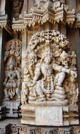 Somnathpur Temple: Somnathpura - sculpture