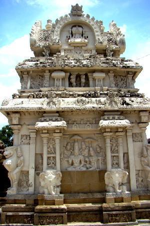 Kailasanathar temple - Kanchipuram