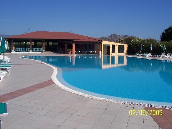 Club Hotel & Residence Le Palme: Zona Piscina