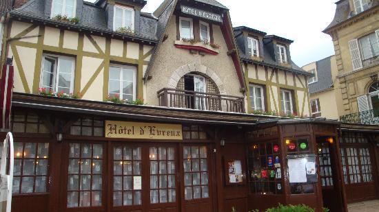 Vernon, Francja: Hotel d'Evreux
