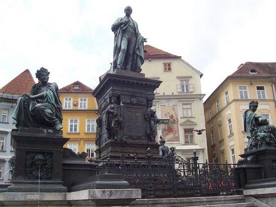 Erzherzog Johann Brunnen