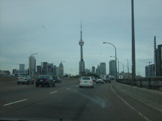 driving into Toronto 9/11/09