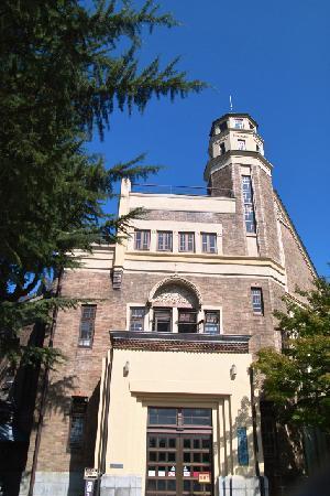 Kamisuwa Onsen: 片倉館