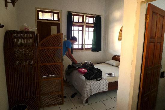 Bladok Losmen: Notre chambre