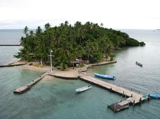 Toberua Island Resort: Aerial Photo 1