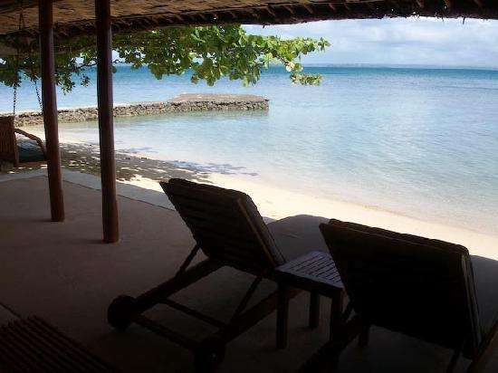 Toberua Island Resort: The view from Bure 3