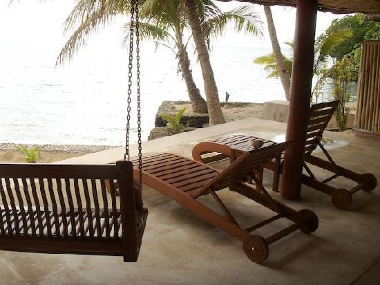 Toberua Island Resort: The view from Bure 12