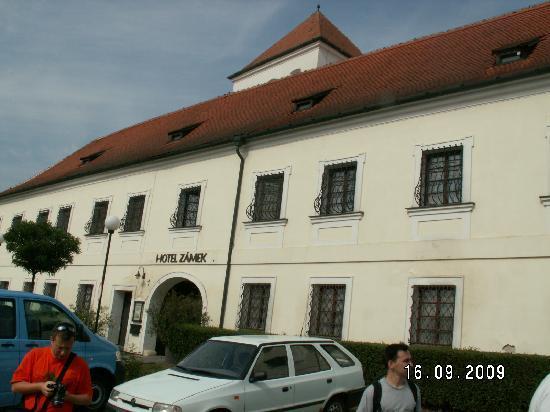 Hotel Zamek: The hotel