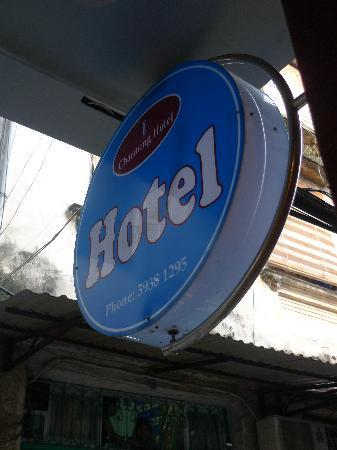 Hanoi Charming Hotel: logo~