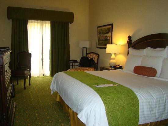Costa Rica Marriott Hotel San Jose : Standard Room