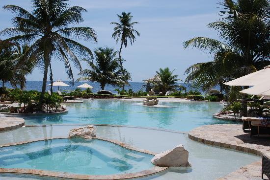 Coco Beach Resort : Unbelievably Beautiful Pool!!!