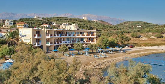 Almyrida Beach Hotel: Almyrida Beach Studios