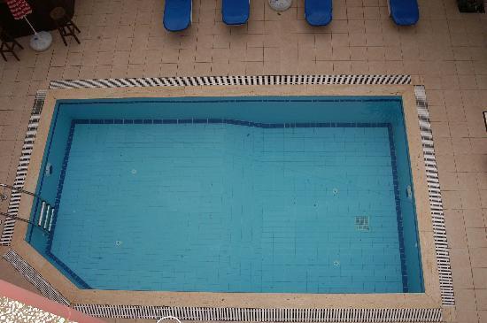 Duygu Pension: lovely pool