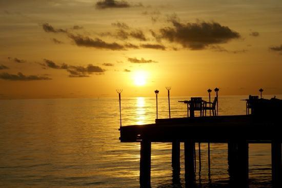 Naladhu Resort Maldives: Another great sunset picture