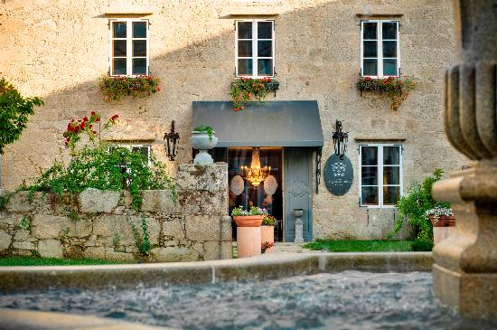 Hotel Spa Relais & Chateaux A Quinta da Auga : entrada
