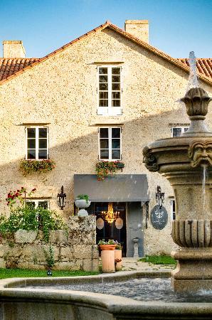 Hotel Spa Relais & Chateaux A Quinta da Auga: entrada