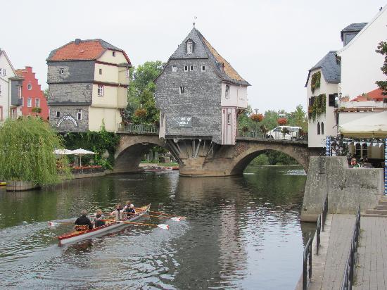 Hotel Michel Mort: Bridge houses