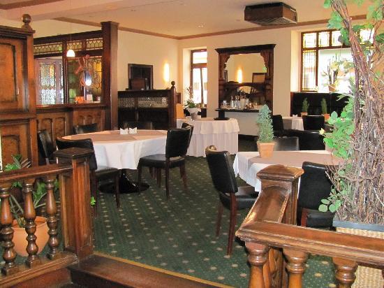 Hotel Michel Mort: Dining area