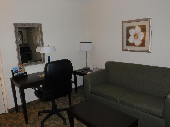 Clarion Inn & Suites At International Drive : place to relax after a long day in the parks