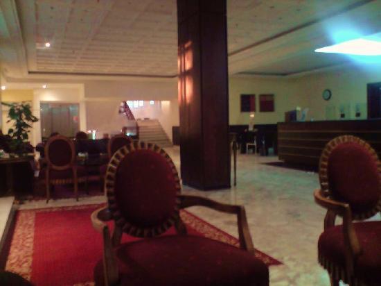 Iberostar Diar El Andalous: reception