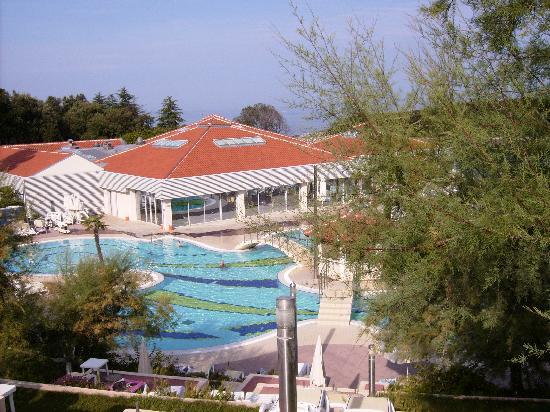 Vrsar, Kroatië: piscina scoperta