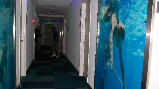Clevelander South Beach Hotel: Great Design, they covered every detail