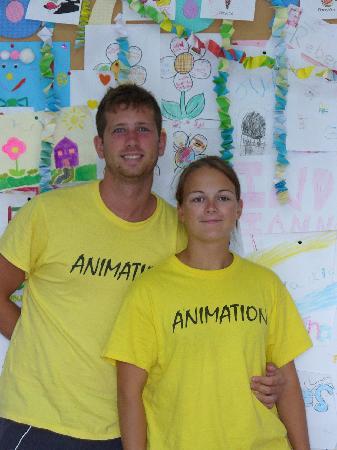 Pefkos, Grecja: Milli & Kirsty, thanks guys